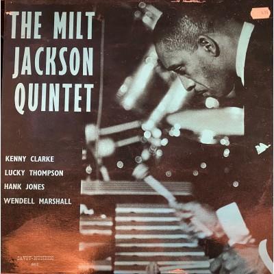 Milt Jackson --- The Milt...