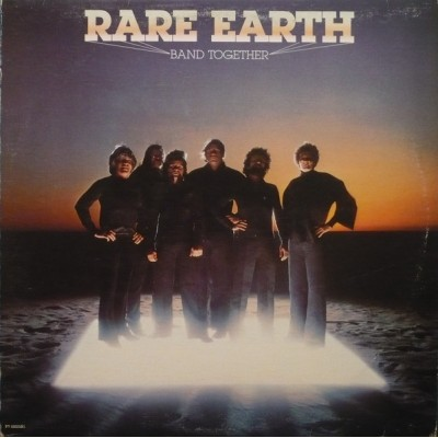 Rare Earth --- Band Together