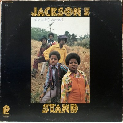 The Jackson 5 --- Stand