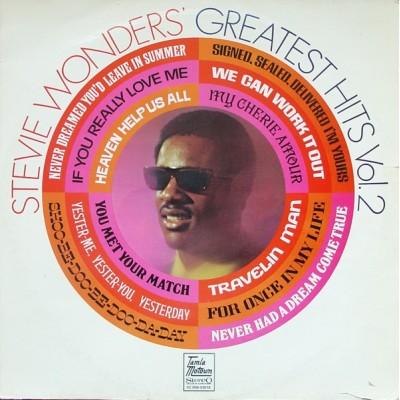 Stevie Wonder --- Stevie...