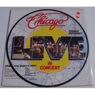 Chicago --- In Concert...