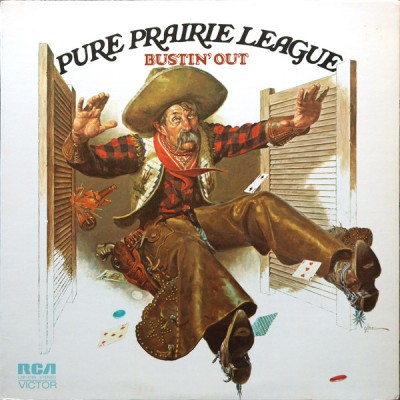 Pure Prairie League ---...