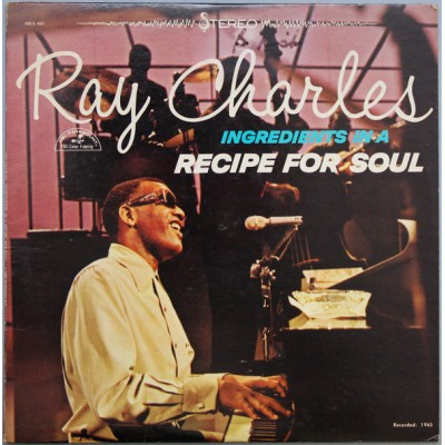 Ray Charles --- Recipe For...