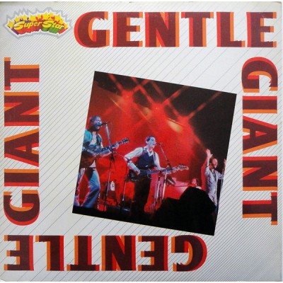 Gentle Giant --- Gentle Giant