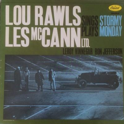 Lou Rawls - Les McCann Ltd....