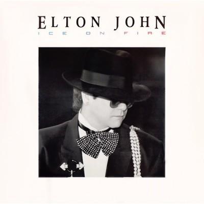 Elton John --- Ice On Fire