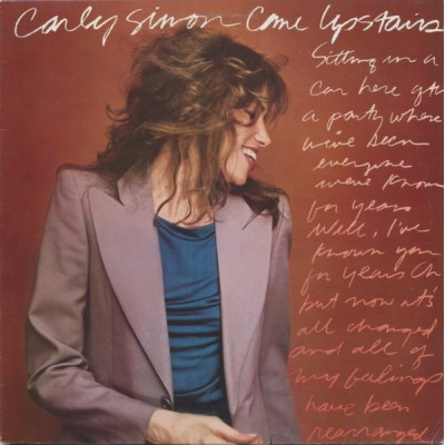 Carly Simon --- Come Upstairs
