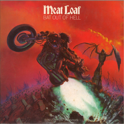 Meat Loaf --- Bat Out Of Hell