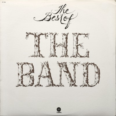 The Band --- The Best Of...