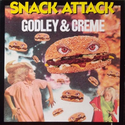 Godley & Creme --- Snack...