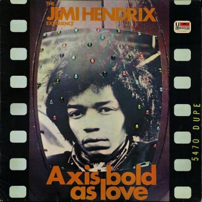 The Jimi Hendrix Experience...
