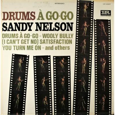Sandy Nelson --- Drums à Go-Go