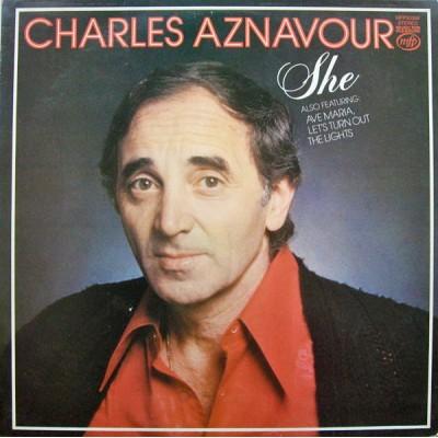 Charles Aznavour --- She