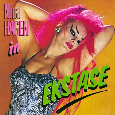 Nina Hagen --- Nina Hagen...