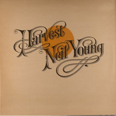 Neil Young --- Harvest