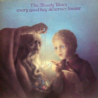 The Moody Blues --- Every...