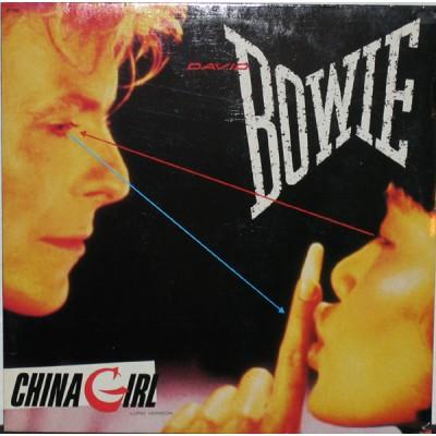 "12"" David Bowie --- China Girl"