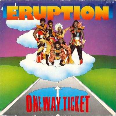 Eruption --- One Way Ticket...