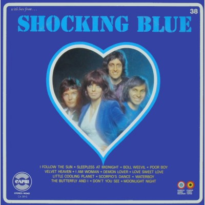Shocking Blue --- With Love...