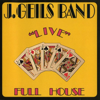 J. Geils Band --- Live -...