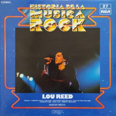 Lou Reed --- Historia De La...