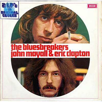 John Mayall --- The Blues...