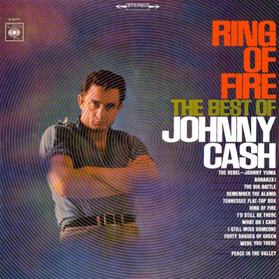 Johnny Cash --- Ring Of Fire