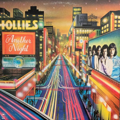 The Hollies --- Another Night