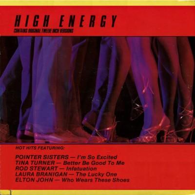 Various Artists --- High...