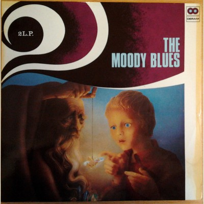 The Moody Blues --- The...