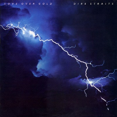 Dire Straits --- Love Over...