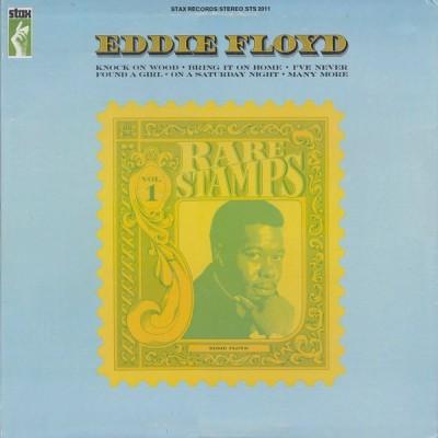 Eddie Floyd --- Rare Stamps
