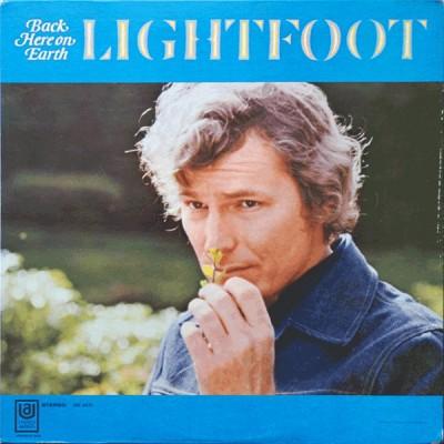 Gordon Lightfoot --- Back...