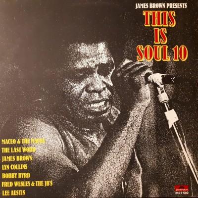 James Brown Presents ---...