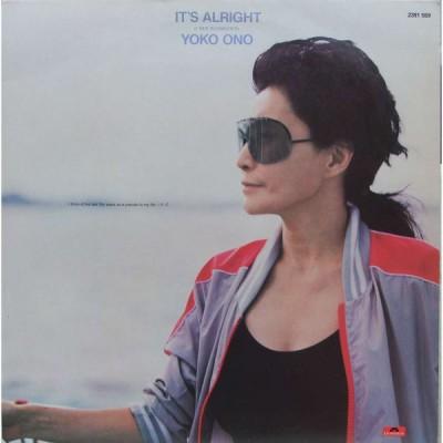 Yoko Ono --- It's Alright...