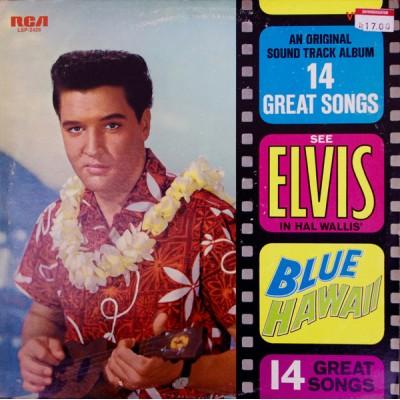 Elvis Presley --- Blue Hawai
