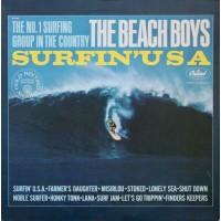 The Beach Boys --- Surfing'...