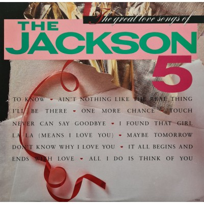 The Jackson 5 --- The Great...