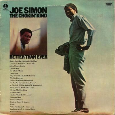 Joe Simon --- The Chokin'...