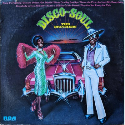 The Brothers --- Disco-Soul