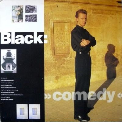 Black --- Black Comedy