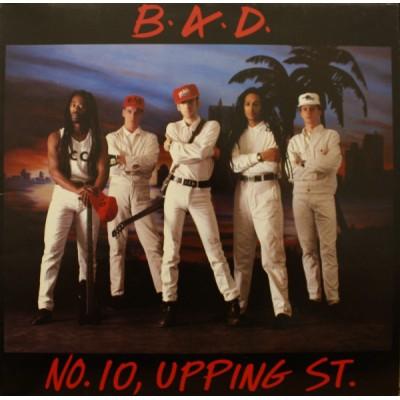 B.A.D. --- No.10, Upping St.
