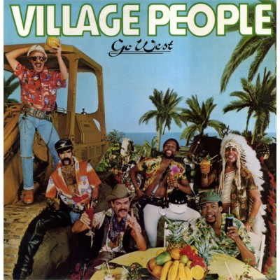 Village People --- Go West