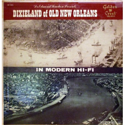 Dixieland Of Old New...