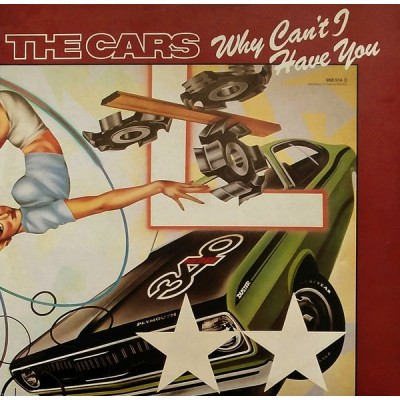 """12"""" The Cars --- Why Can't..."""