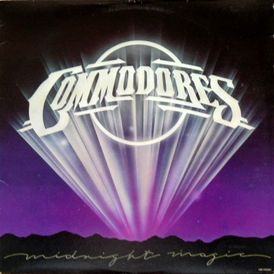 Commodores --- Midnight Magic