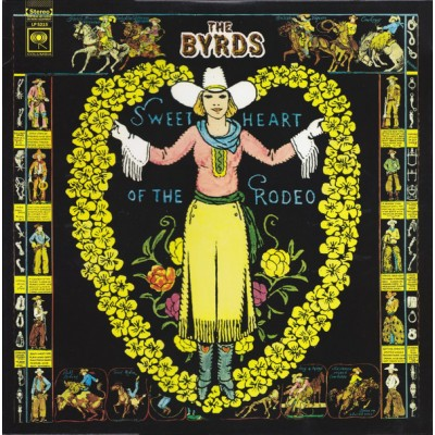 The Byrds --- Sweetheart Of...