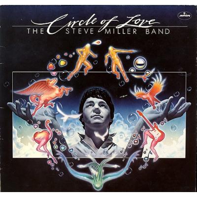 Steve Miller --- Circle Of...