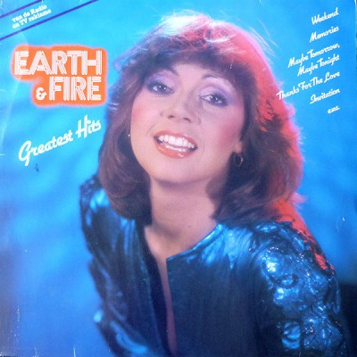 Earth & Fire --- Greatest Hits
