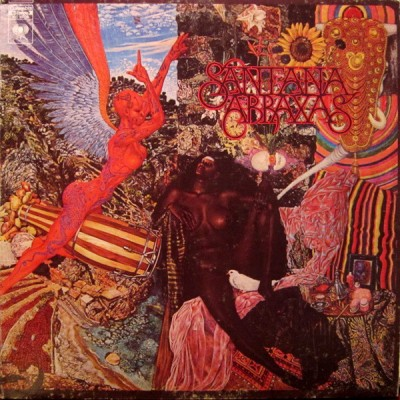 Santana --- Abraxas